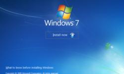 Windows 7 - oprava MBR (Master Boot Record)